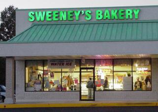 6. Sweeney's Bakery, Wilmington