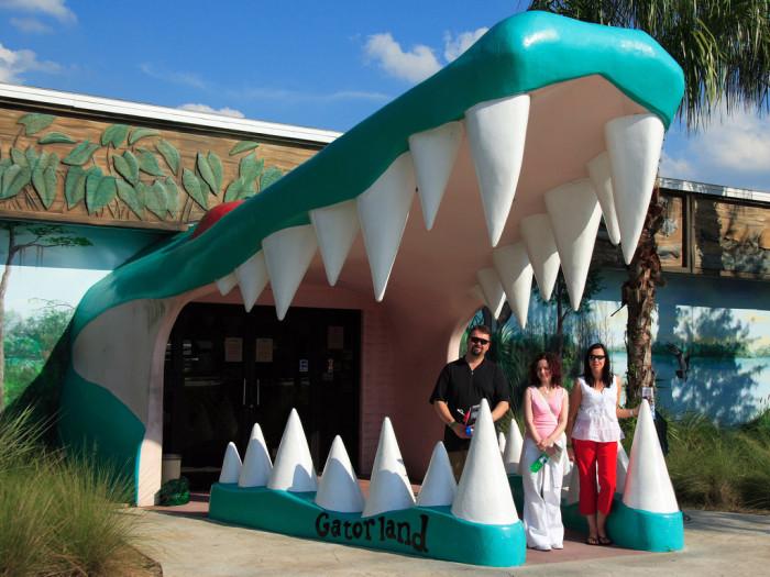 1. Gatorland, Orlando