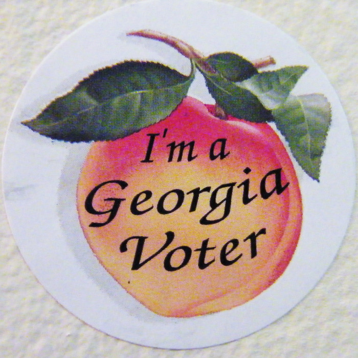1. Are you voting this upcoming election, and you're under 21 years old? You can thank Georgia.