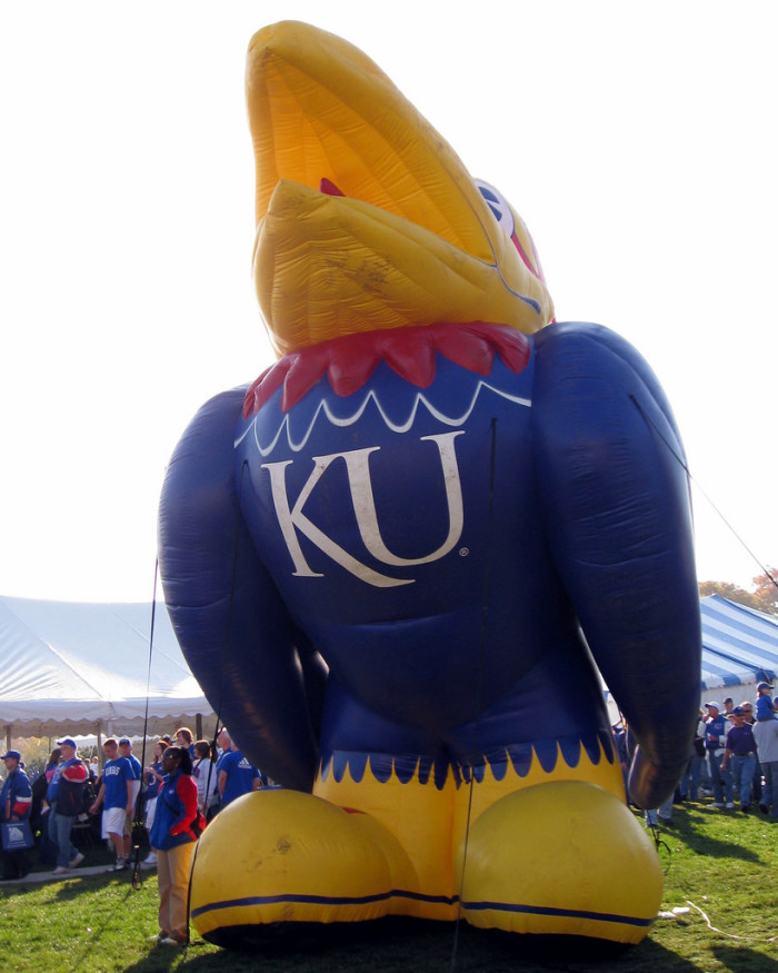 5. ...and Rock Chalk mean.