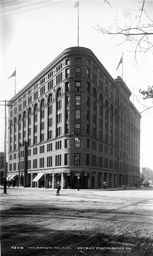 3. The Brown Palace