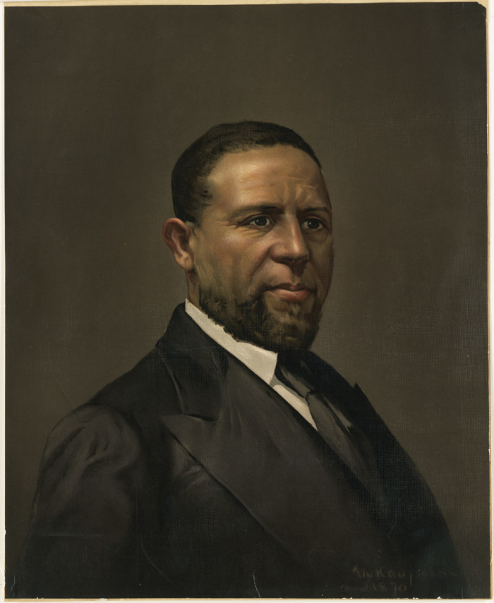 3. In 1870, Hiram Revels became the first African-American United States Senator to represent the state of Mississippi.