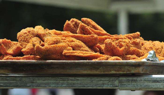 3. Fried Catfish