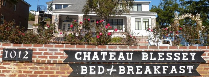3. Chateau Blessey Bed and Breakfast, Biloxi