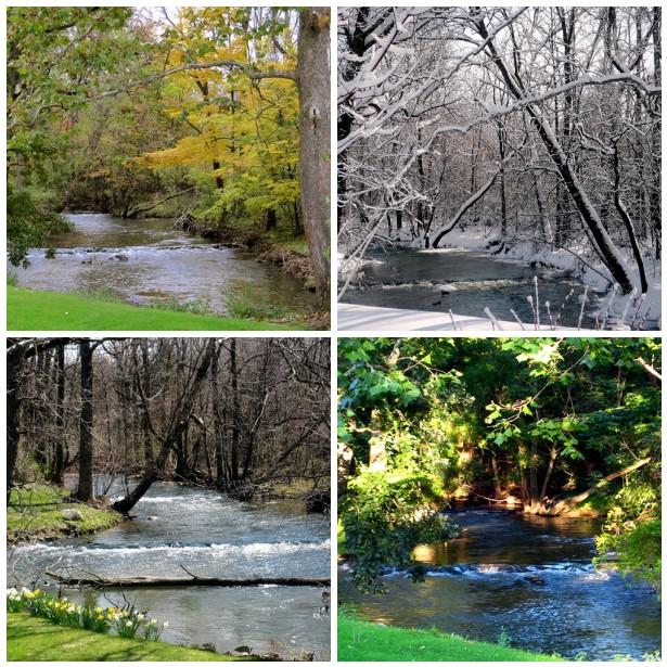 3.We experience all 4 seasons.