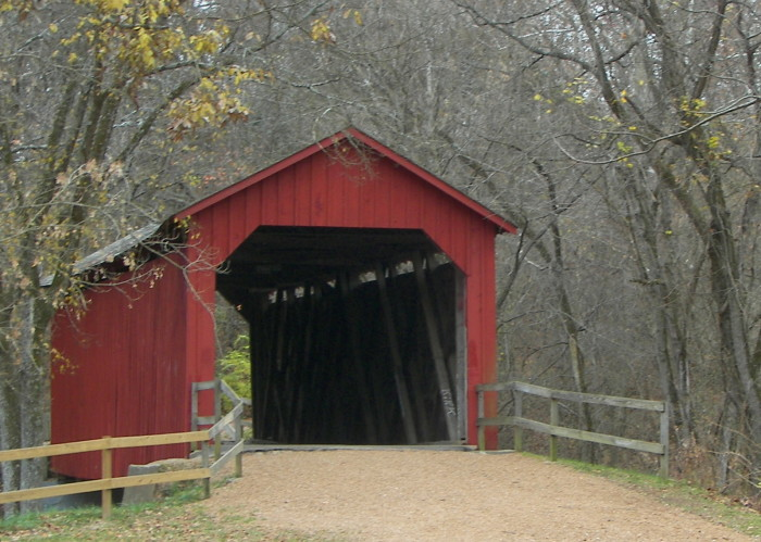 4 Beautiful Covered Bridges In Missouri
