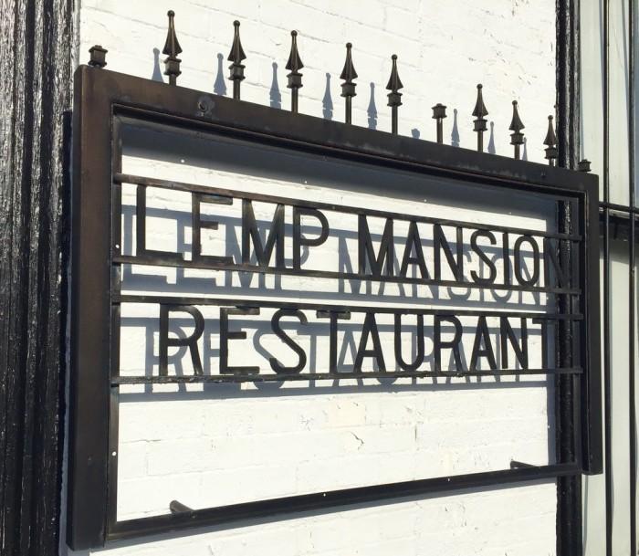 3.Lemp Mansion Restaurant and Inn, St. Louis