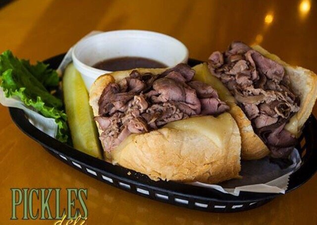3.3. Pickles Deli, St. Louis