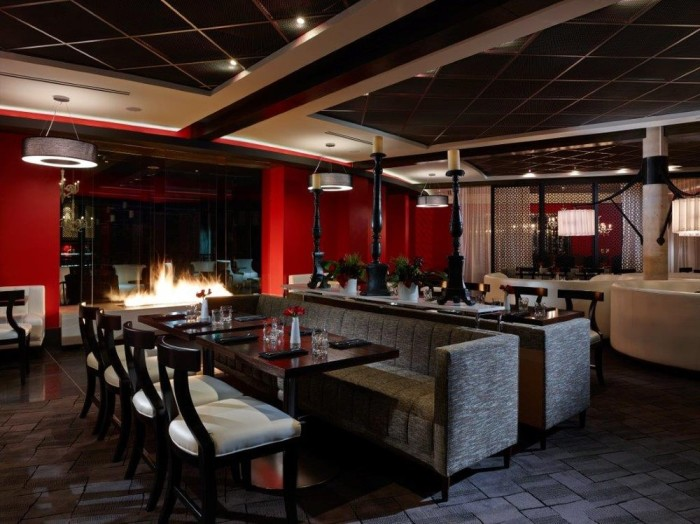 3.3. Rosso Rooftop Bar and Restaurant, KC