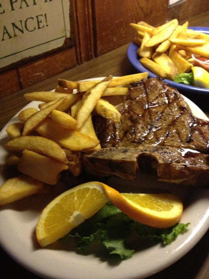 3.3. The Open Range Steakhouse, Willow Springs