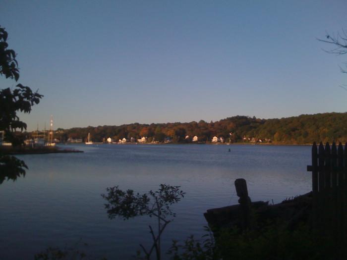 2. Mystic River