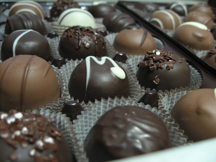 3.  Lake Champlain Chocolates