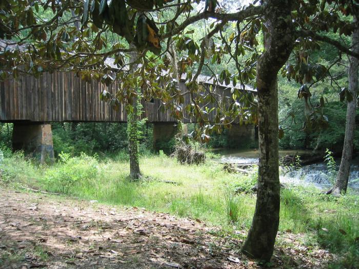 3. Coheelee Creek Covered Bridge — Old River Rd Blakely, GA 39823
