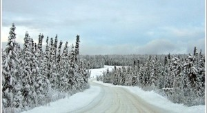 Driving Down This Haunted Alaska Road Will Give You Nightmares
