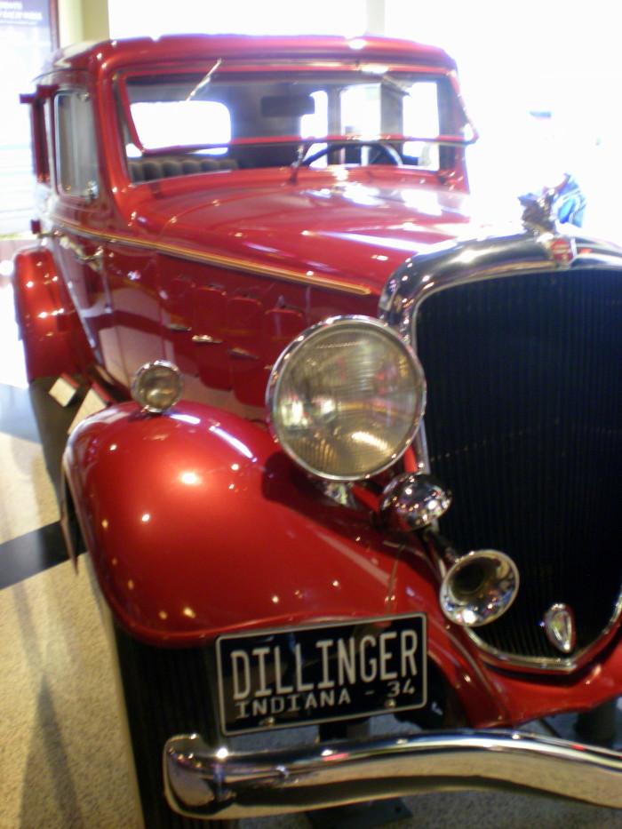 7. John Dillinger Museum - Crown Point