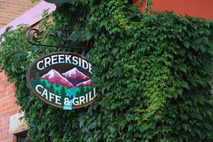 12. Creekside Cafe & Grill (Steamboat Springs)