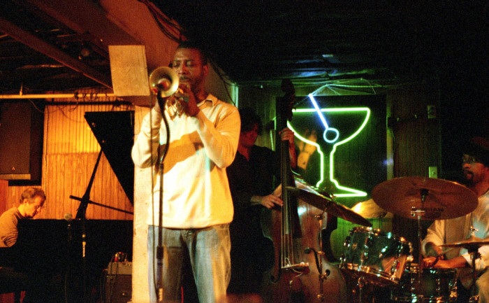 2. Listen to jazz at the Elephant Room - The only underground jazz bar in Austin, with performances every day of the week.