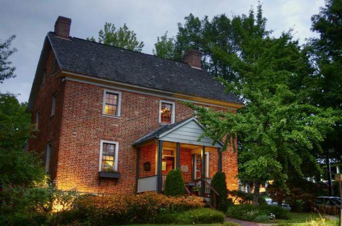 4. Bernardin's Restaurant at the Zevely House, Winston-Salem