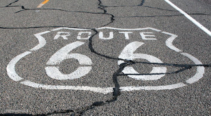 10. Route 66