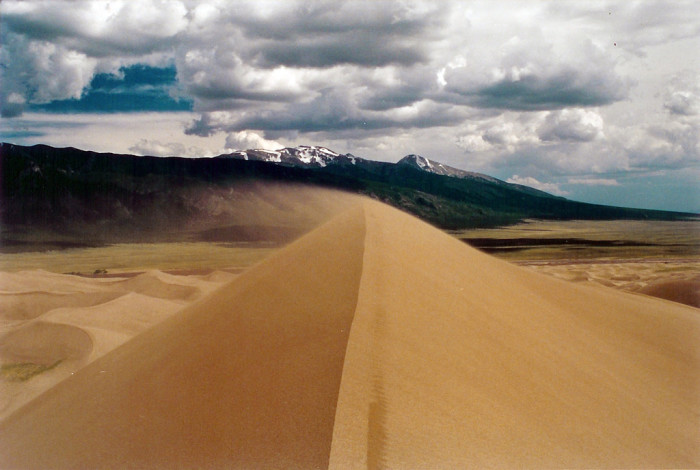 10. Hiking the Great Sand Dunes.