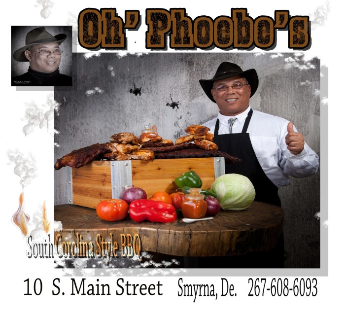 2. Oh' Phoebe's BBQ and Caterers, Smyrna