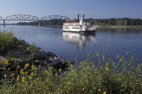 8. Missouri River, Bismarck
