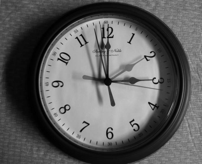 7.  That moment when you realize that the Fall daylight savings is the most depressing day of the year.