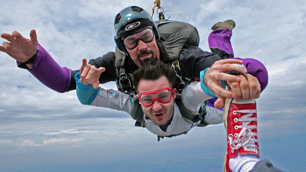 5. Skydive Georgia