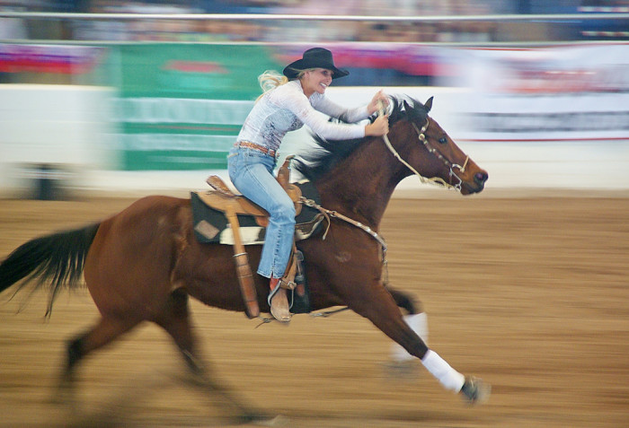 13. Or for those looking for something more traditionally Arizona, attend a rodeo.