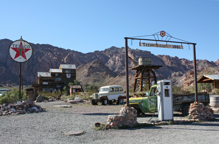 14. Visit Eldorado Canyon's Techatticup Mine.