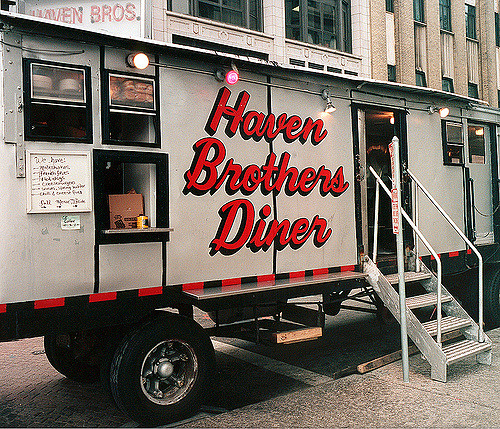 1. Haven Brothers Diner, Providence