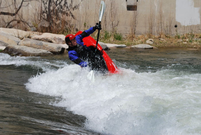 1. Truckee River Whitewater Park - Reno, NV