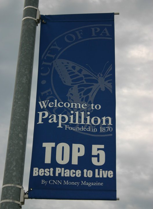 1. Money Magazine named Papillion the #2 best place to live in the country in 2015.