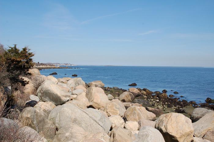 4. Hammonasset Beach State Park (Madison)