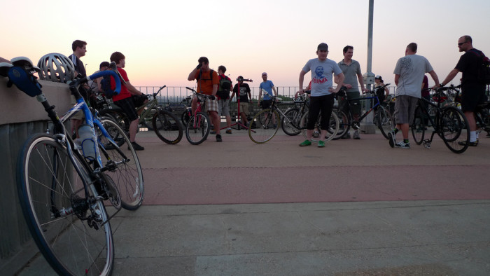 13. Bike social rides for all of the biking crowd in Austin.