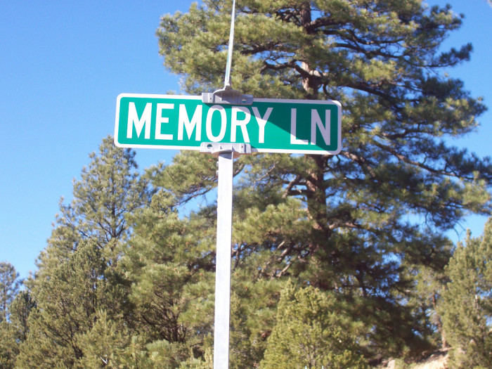 5. Memory Lane, Tijeras