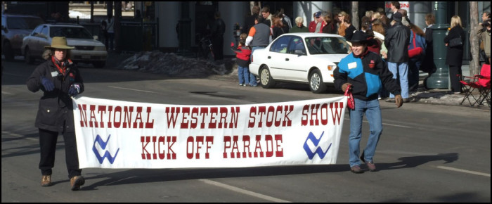 10.) The National Western Stock Show is the largest stock show in not only the country, but in the world.