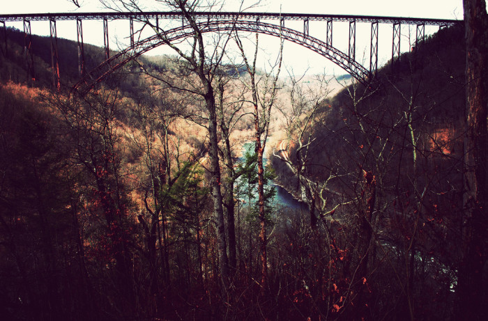 4. New River Gorge