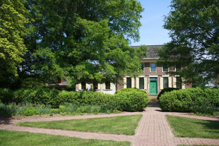 2. John Dickinson Plantation