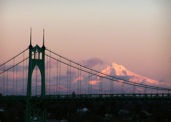 14. St. John's Bridge