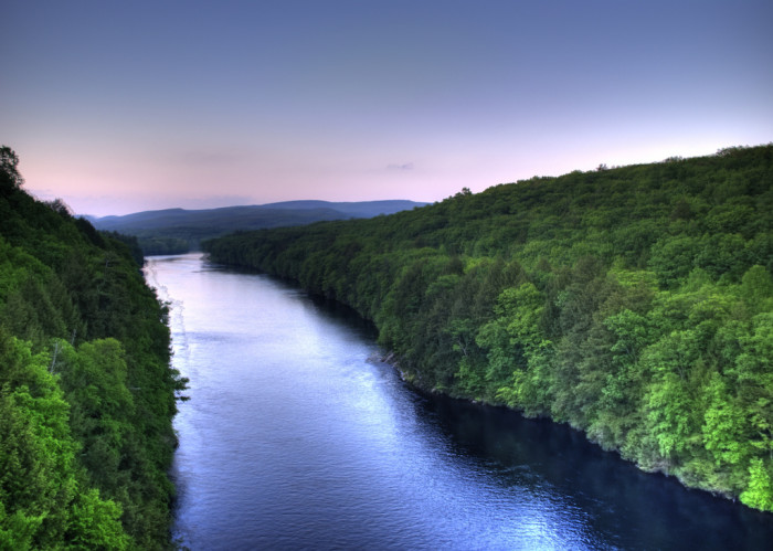 12. Crossing the French King Bridge in Millers Falls will reward you with a spectacular view of the Connecticut River.