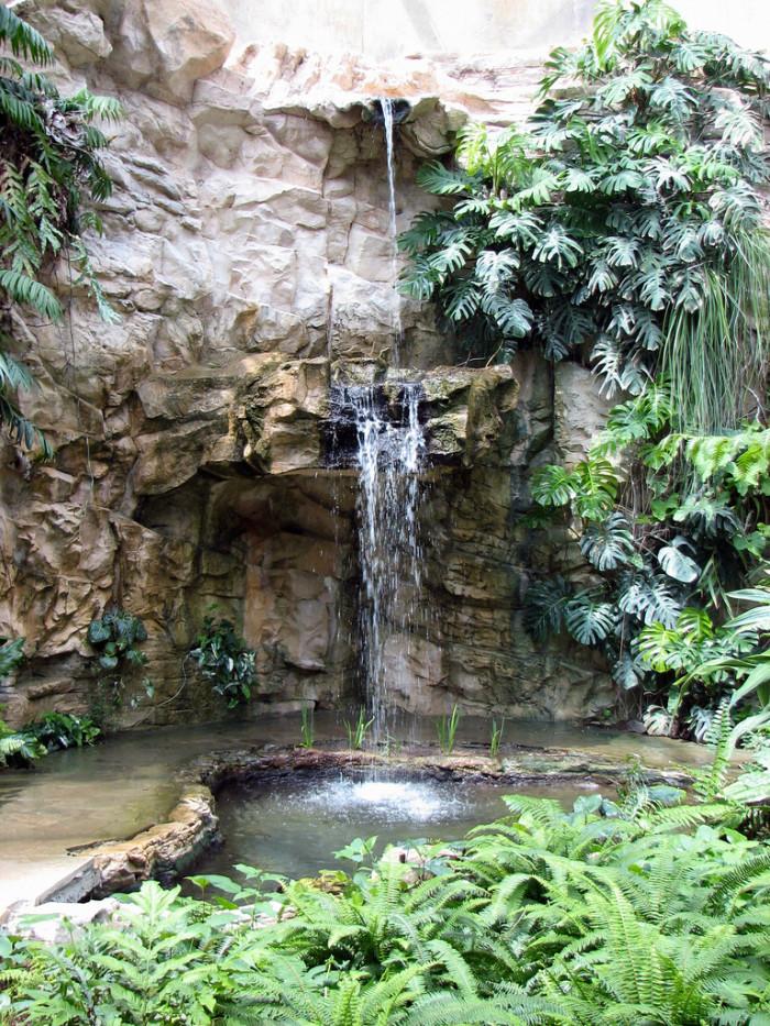 9 Beautiful Man Made Waterfalls In Texas