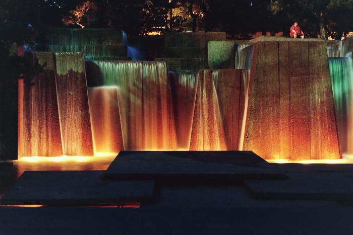 1. Keller Fountain