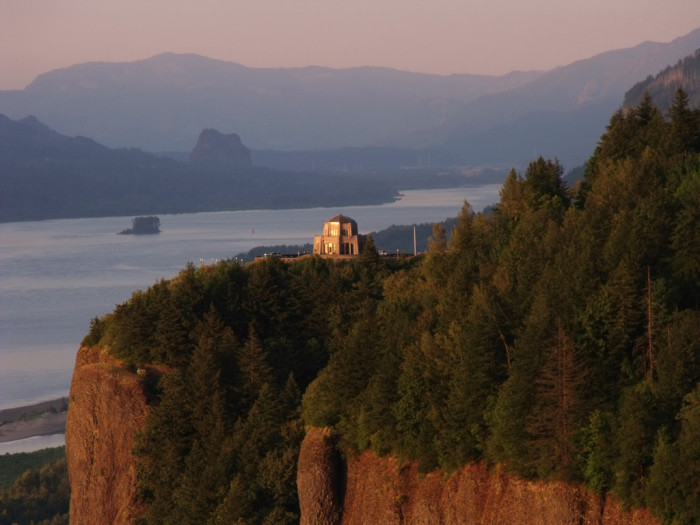 11. Crown Point and the Columbia River Gorge