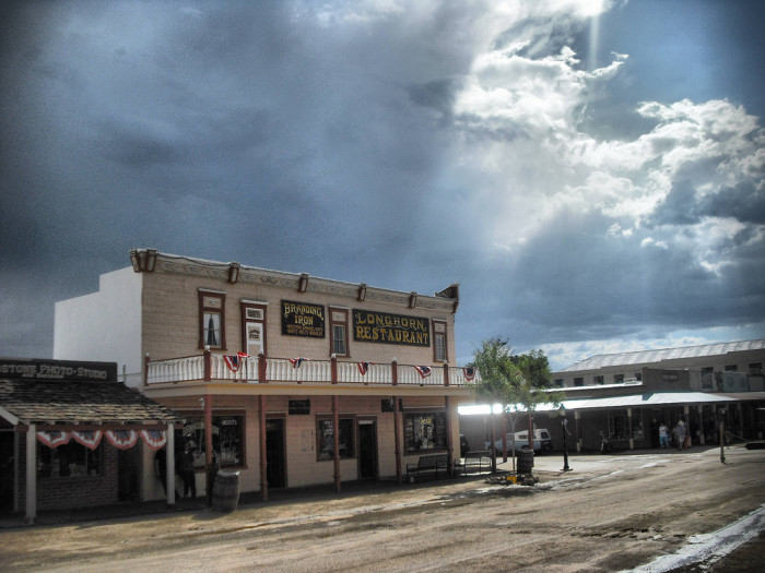 14. Pay a visit to a spot that highlights Arizona's Old West past, like Tombstone.