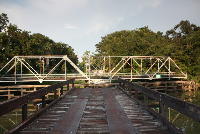 8. Vida Shaw Bridge