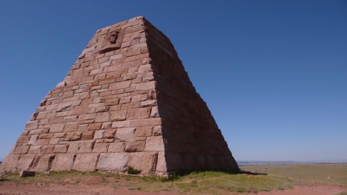 2. Ames Monument