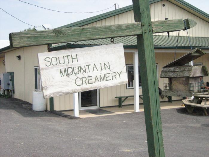 7. South Mountain Creamery, Middletown