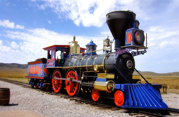 3. Golden Spike National Historic Site