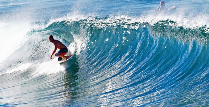 7. Surfing